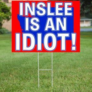 Inslee Yard Sign